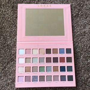 Lorax eyeshadow palette